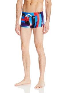 2(X)IST Men's Cabo Pattern Swim Trunk