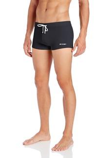 2(x)ist Men's Cabo Solid Square Leg Swim Brief