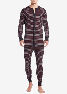 2(x)ist Men's Cotton Jumpsuit Pajamas