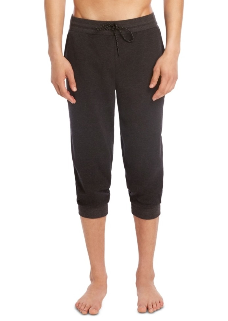 2(x)ist Men's Cropped Jogger Pajama Pants
