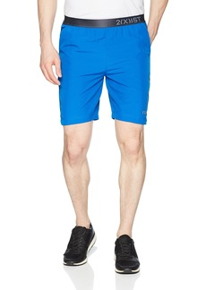 2(X)IST Men's Essential Active Short with Exposed Waistband Shorts