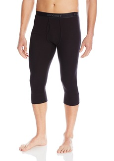 2(X)IST Men's Essential Long John Capri Underwear