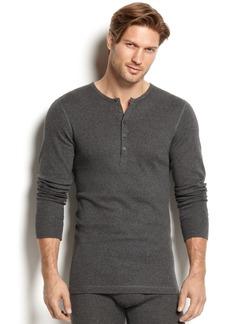 2(x)ist Men's Essential Range Long-Sleeve Henley