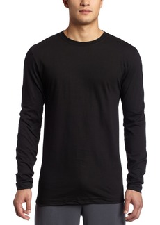 2(x)ist Mens Essentials Long Sleeve Crew Top