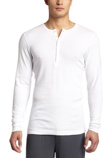 2(x)ist Men's Essentials Long-Sleeve Henley Top