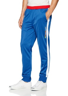 2(X)IST Men's Global Games Track Pant Pants Monaco Blue/red/White
