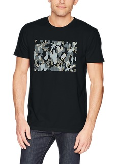 2(X)IST Men's Graphic Crew Neck T-Shirt Shirt