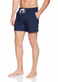 2(X)IST Men's Hampton Solid Boardshorts Swimwear