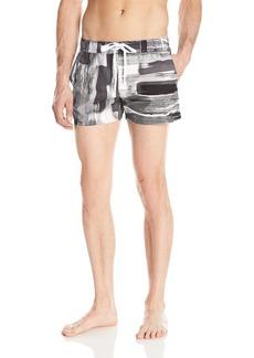 2(X)IST Men's Ibiza Pattern Swim Trunk