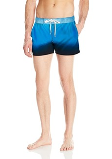 2(X)IST Men's Ibiza Pattern Swim Trunk