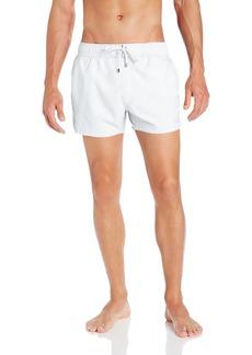 2(x)ist Men's Ibiza Solid Swim Trunks