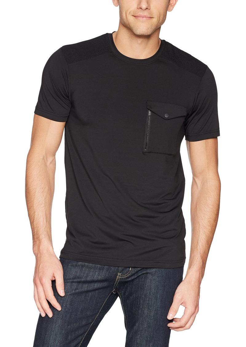 2(X)IST Men's Mesh V-Neck T-Shirt Shirt