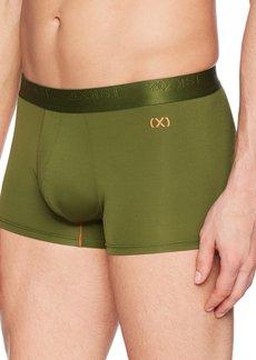 2(X)IST Men's Military Sport No-Show Trunk Underwear