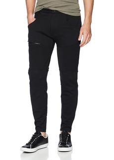 2(X)IST Men's Mixed Media Moto Active Sweatpants