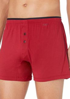2(X)IST mens Modal Knit Boxer Shorts   US