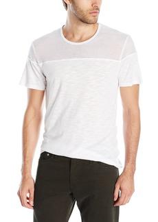 2(X)IST Men's Open Mesh Textured Jersey T-Shirt
