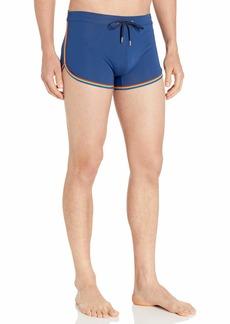 2(X)IST Men's Pride Cabo Swim Trunk Swimwear