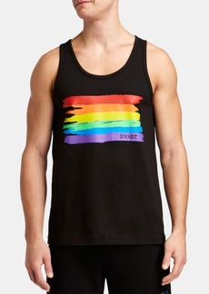 2(x)ist Men's Pride Printed Tank Top