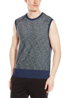 2(X)IST Men's Side-Zip Muscle Sweatshirt