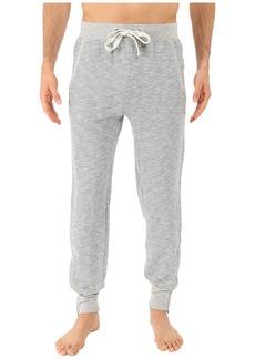 2(X)IST Men's Tapered Sweatpant/Zipper Cuf