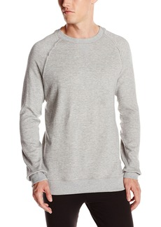 2(X)IST Men's Terry Pullover Sweatshirt