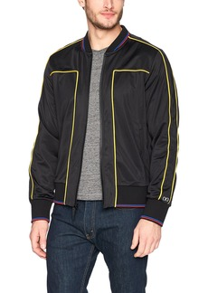 2(X)IST Men's Track Suit Bomber Jacket Outerwear