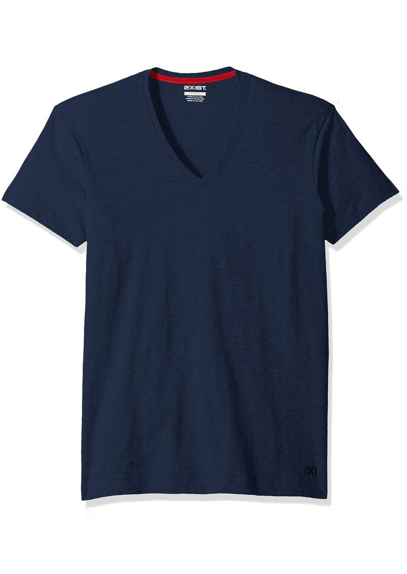 2(X)IST Men's V-Neck T-Shirt