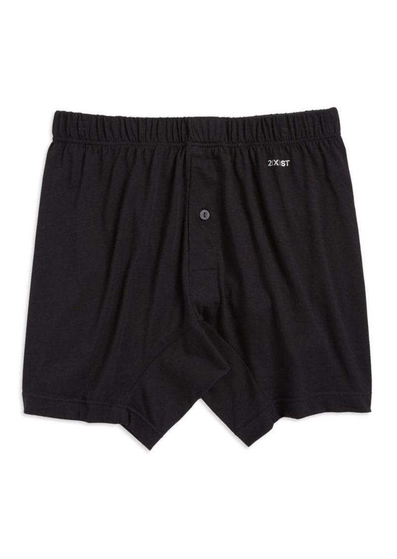 2(x)ist Pima Cotton Boxers
