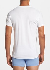 2(x)ist Pima Cotton Slim Fit V-Neck T-Shirt