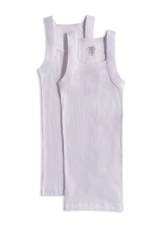 2(X)IST Square Cut Tank, Pack of 2