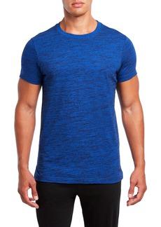 2(x)ist Static Crewneck Cotton T-Shirt