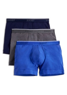 2(X)IST Stretch Boxer Briefs, Pack of 3