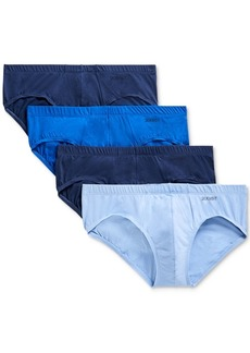 2(x)ist Tagless Bikini Briefs, 4 Pack