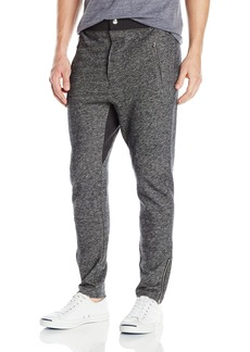 2(X)IST Terry Ankle Zip Jogger Sweatpant