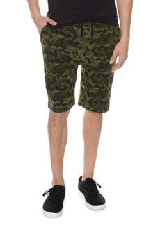 2(X)IST Terry Camouflage Lounge Sweat Shorts