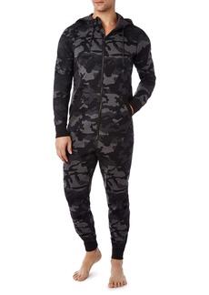 2(x)ist Terry Flight Jumpsuit Pajamas