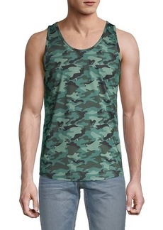 2(x)ist Camouflage Tank Top
