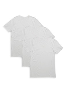 2(x)ist Cotton Solid V-Neck Tee