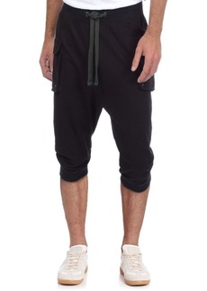 2(x)ist Cropped Sweatpants