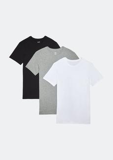2(x)ist Essential Cotton Crewneck T-Shirt 3-Pack - M - Also in: S, L, XL