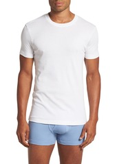Men's 2(X)Ist Pima Cotton Slim Fit Crewneck T-Shirt