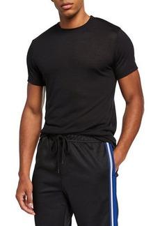 2(x)ist Men's Activewear Crewneck Core Mesh T-Shirt