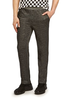 2(x)ist Men's Speckled Terry Slim-Fit Lounge Pants