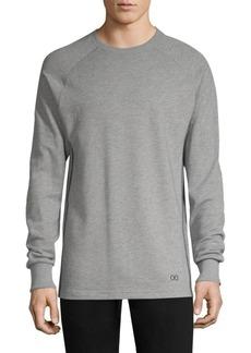 2(x)ist Mesh Panel Sweatshirt
