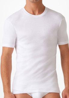 2(x)ist Pima Crewneck T-Shirt  White
