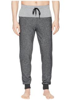 2(x)ist Sport Mesh Lounge Jogger Pants w/ Mesh Detail