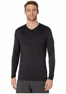 2(x)ist Sterling Speed Dri Long Sleeve Henley