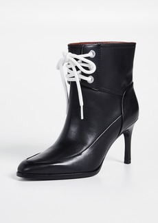 3.1 Phillip Lim Agatha Lace Up Booties