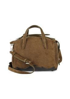 3.1 Phillip Lim Ames Small Suede Shoulder Bag