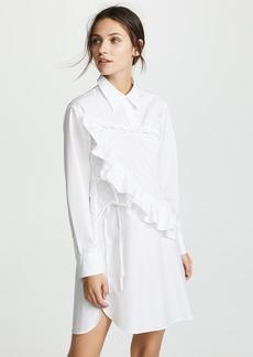 3.1 Phillip Lim Asymmetrical Shirtdress